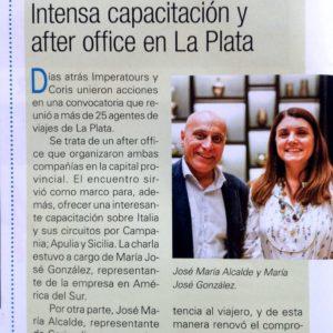 Evento en la Ciudad de La Plata